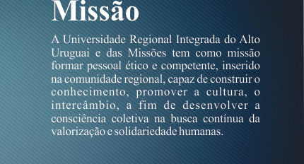 Universidade Regional Integrada do Alto Uruguai e das Missões